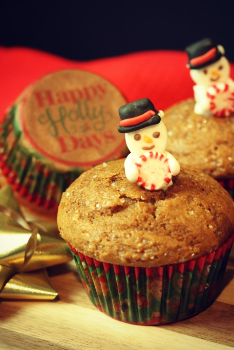 gingerbread-muffin