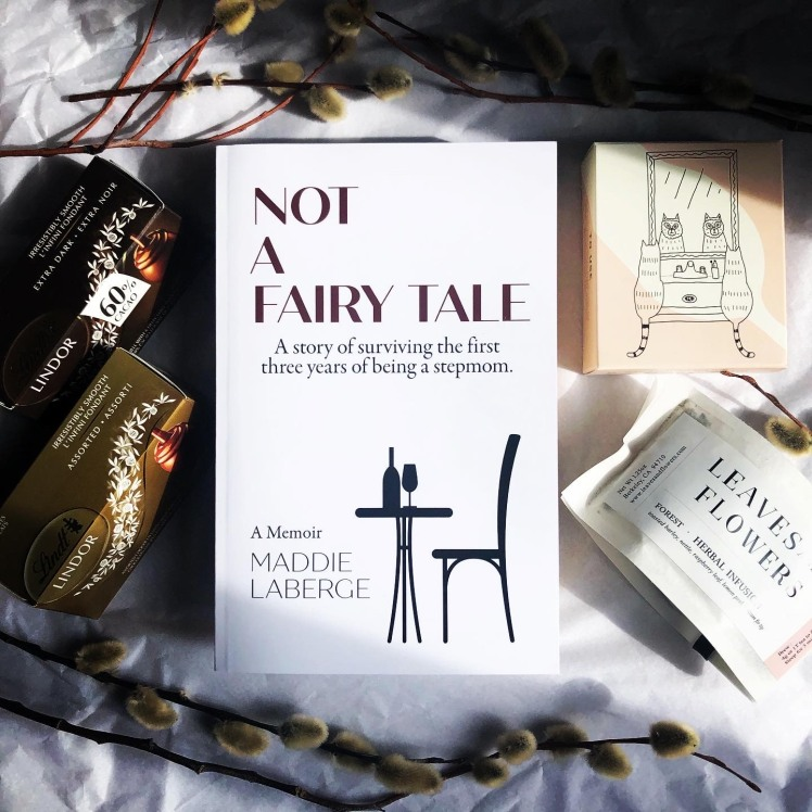 Not a Fairy Tale Book Giveaway